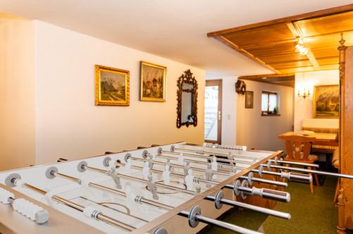 Alt Montafon Hotel App. ,Tischfussball.j