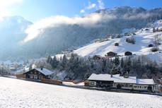 Alt Montafon Aussenansicht gesamt Winter