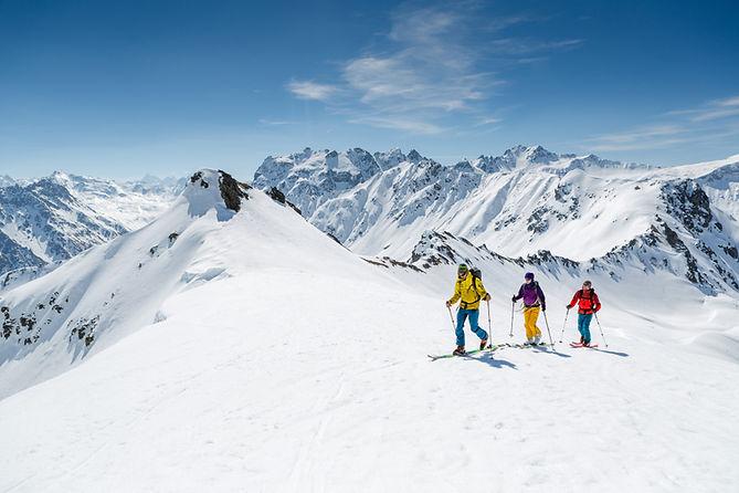 Skitour Gargellen - Tschagguns (c) Stefa