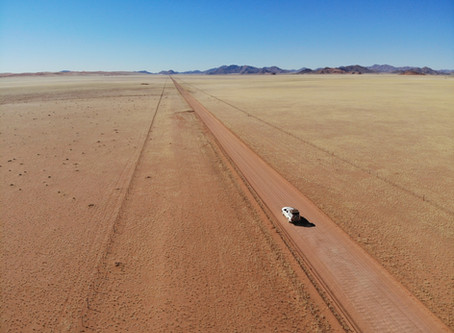 10 Great Offroad Trails for your Namibia Self-Drive Safari Roadtrip