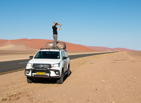 Asco Car Hire Review - Namibia Self-Drive Safari Roadtrip