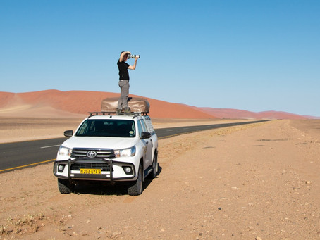 Asco Car Hire Review - Namibia Self-Drive Safari Roadtrip