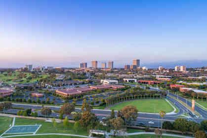 Aerial Photographer | Newport Beach, Fashion Island