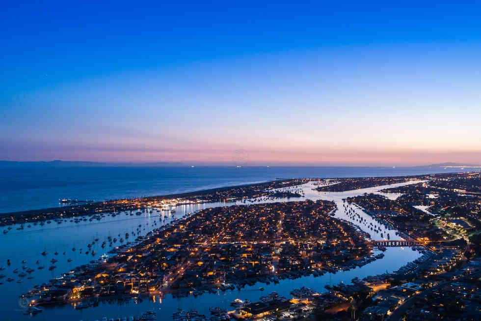 Drone Photographer | Balboa Island, Orange County