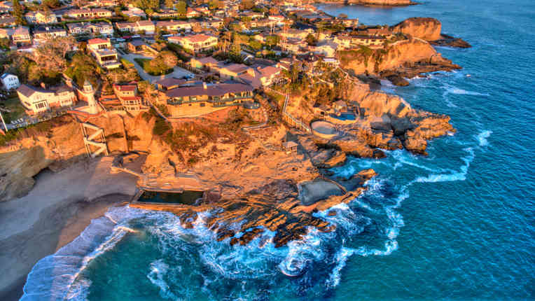 Drone Photographer | Laguna Beach, Orange County