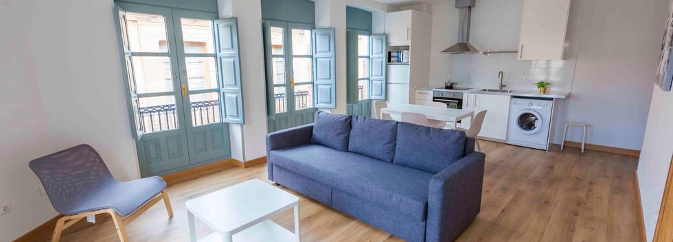 Salon Fauno apartamentos  A