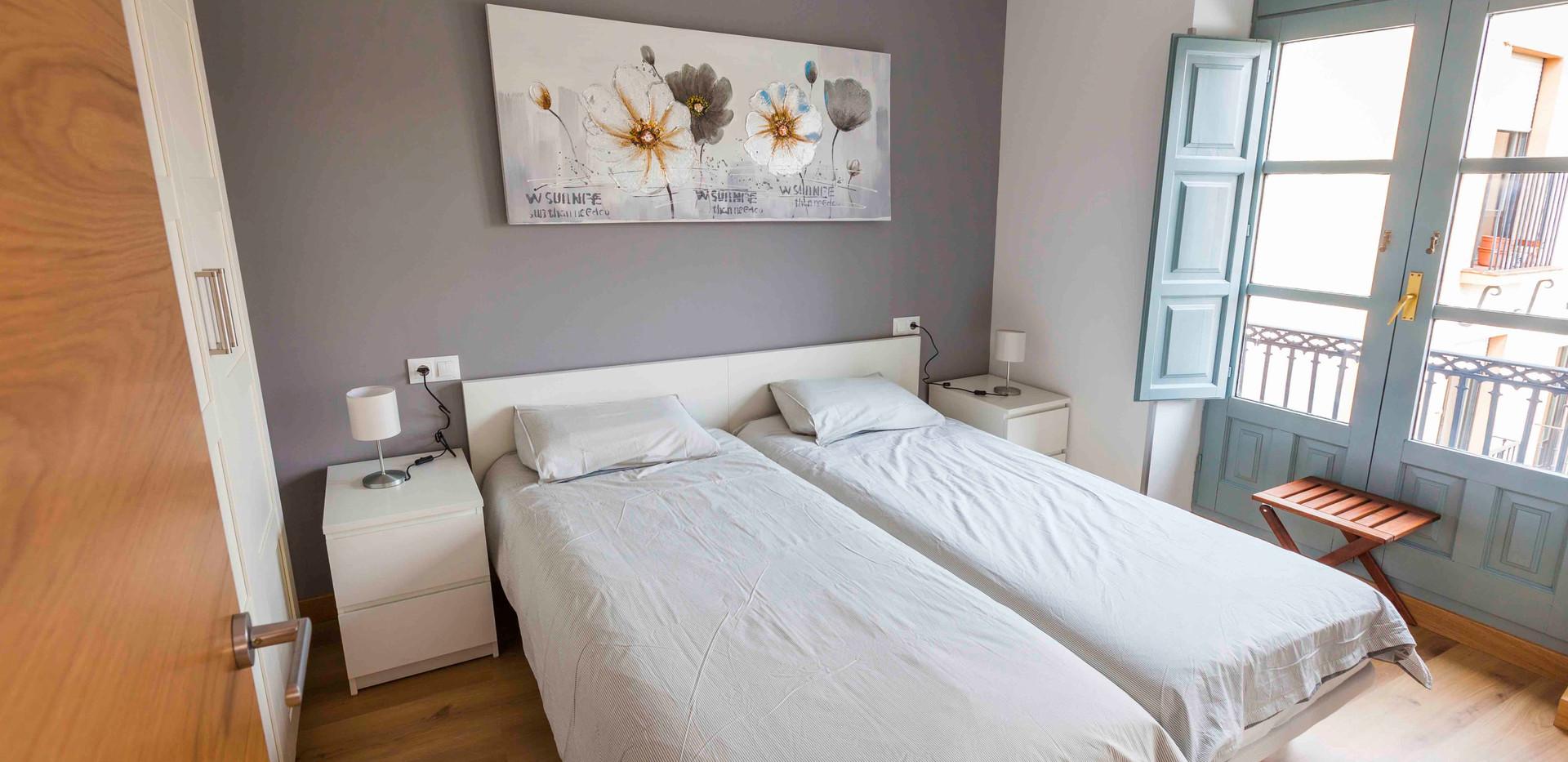 Dormitorio Fauno apartamentos A