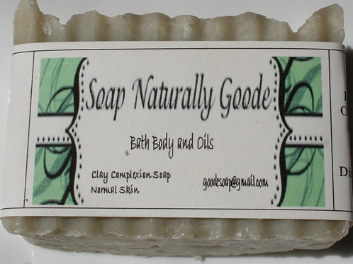 Clay Complexion Soap Normal Skin