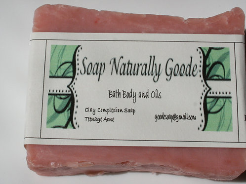 Clay Complexion Soap Teenage Skin