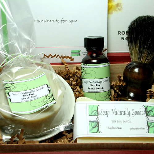 After Shave refill for Shave kits 2 ounce