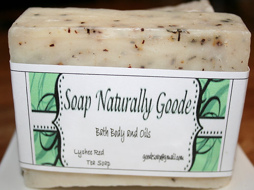 Lychee Red Tea Soap