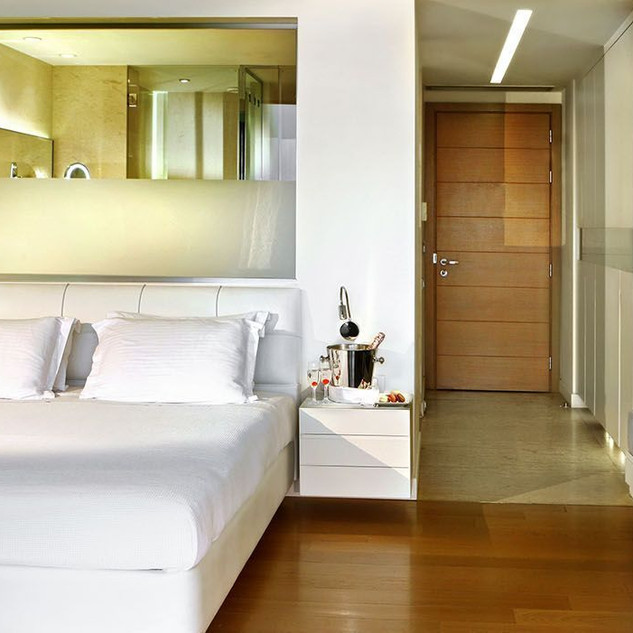 Cavo Olympo junior suite,  Έπιπλα δωματί