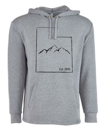 Wasatch Mountains Hoodie