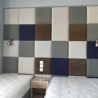 1 Isla Rooms, Τρίκλινο, κεφαλάρι patchwo