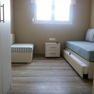 5 Ammos Hotel Καναπές κρεβάτι Voutsas en