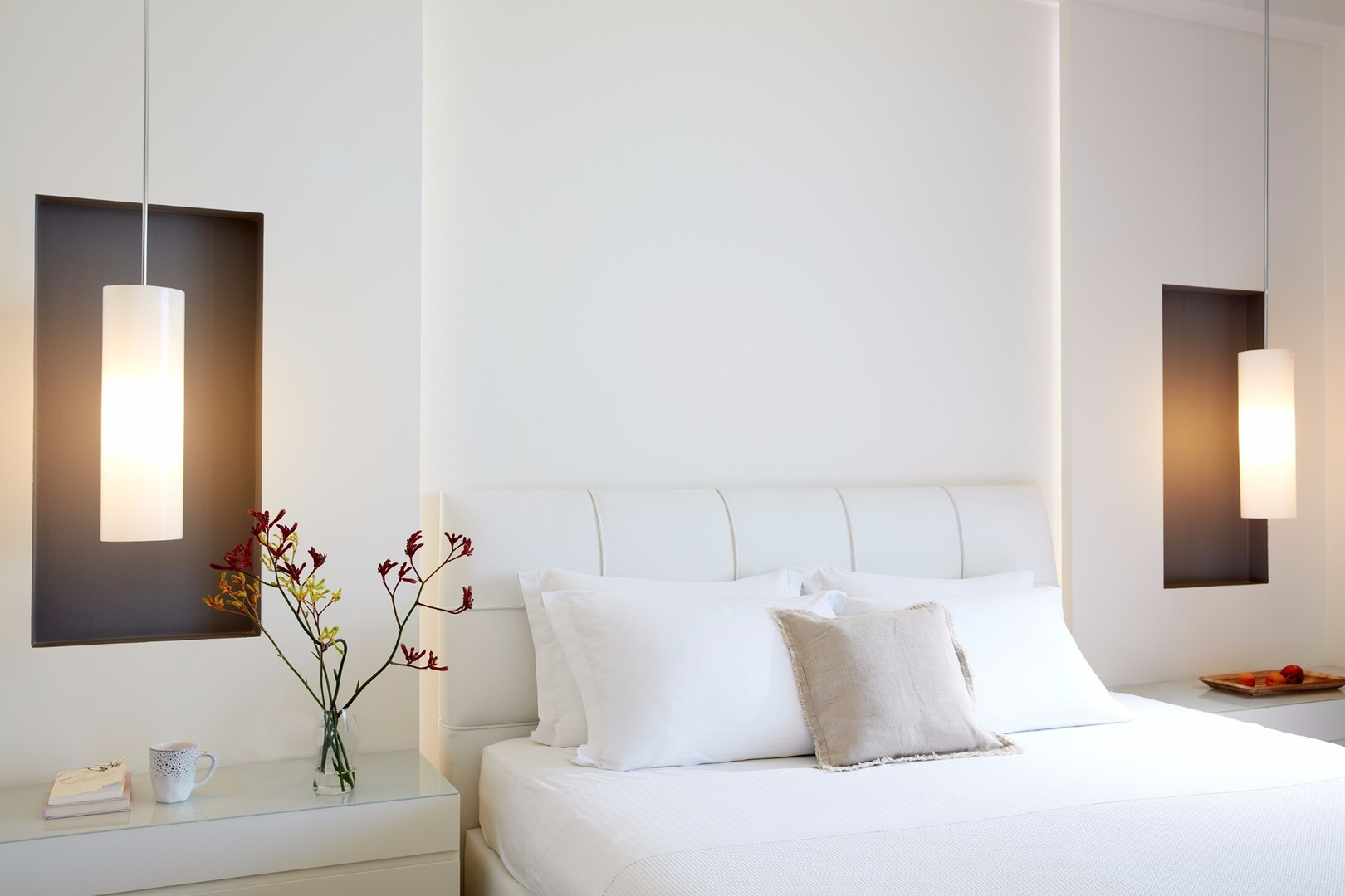 Cavo Olympo clalssic room, δερμάτινη πλά