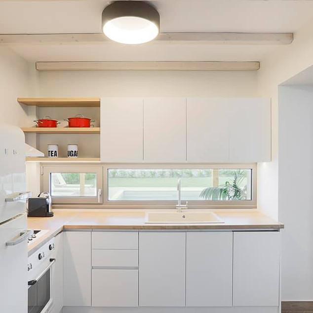 5 Olympus Villas, Κουζίνα διαμερίσματος