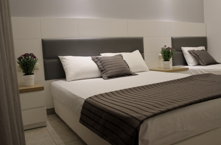 2 Hotel Zeus double room Voutsas en oiko