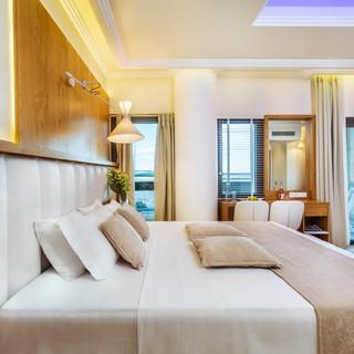 Porto Marine Hotel, bedroom  Voutsas en