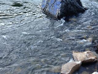 Provo River Rock