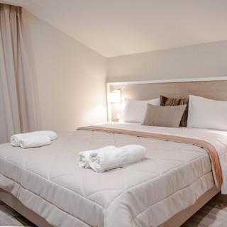 5 Hotel Vizantio, Deluxe κομοδίνο με τζά