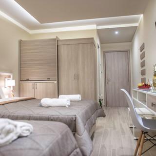 2 Hotel Vizantio, Κρυφή  κουζίνα με role