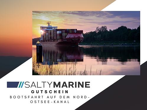 Gutschein für die Nord-Ostsee-Kanal Fahrt