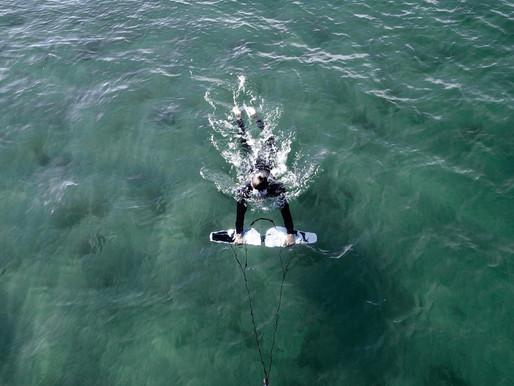 Subwing- schwerelos durchs Wasser fliegen!
