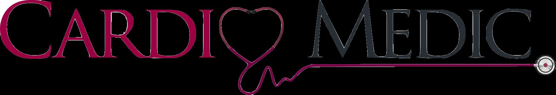 CardioMedic_Logo_cmyk_metallic_rot-anthrazit_4C