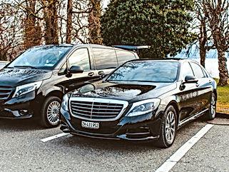 إيجار سيارة بسائق أو بدون سائق في سويسرا