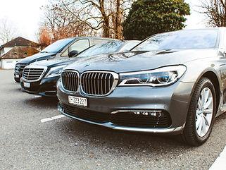سيارة مع أو بدون سائق في سويسرا