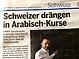 Arabischkurse in Zürich |  Schweiz
