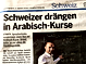 | Arab Swiss Center | Arabischunterricht
