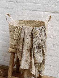 Lu France Interiors Naturally Dyed Textiles