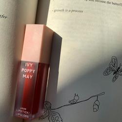 Ivy Poppy May Lipstick