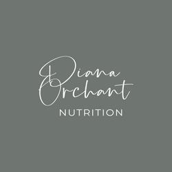 Diana Orchant Nutrition Secondary Logo
