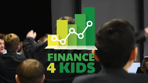 Financial literacy, financial education, school workshops, fun school workshops, money skills, money for schools