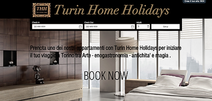 Portale Turin home holiday
