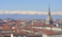 Vista di Torino Turin home holiday