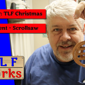 Making: TLF Christmas Ornaments
