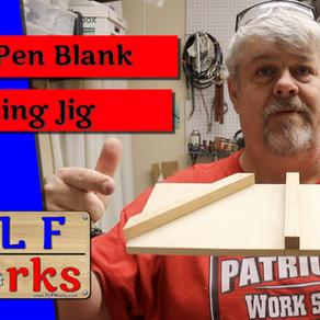 Jigs: Pen Blank Sanding Jig