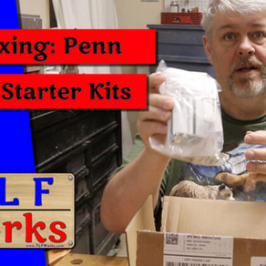 Unboxing Penn State Industries Starter Kits