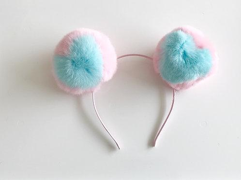 Heart Pastel B'ears