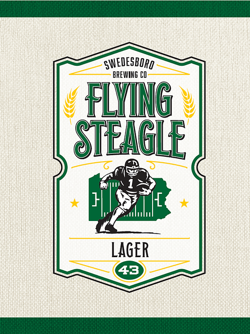 FLYING STEAGLE