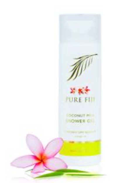 Pue Fiji Shower Gel Lime Blossom 246ml