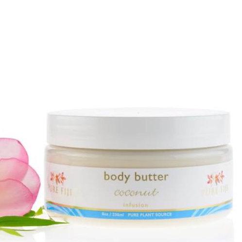 Body Butter Coconut 236 ml