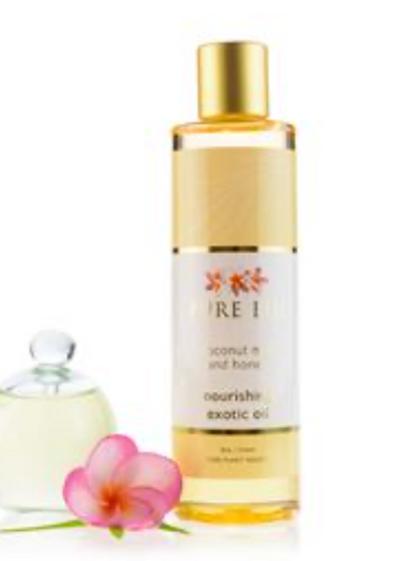 Exotic Oil Coconut Milk and honey 240ml