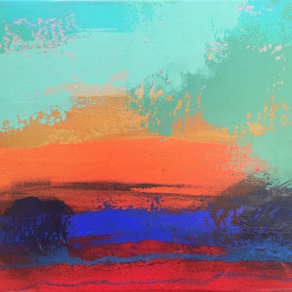 Curragh Landscape 1