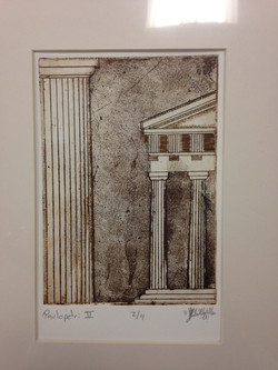 Etching & Aquatint