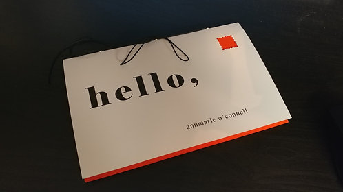 Annmarie O'Connell - hello,